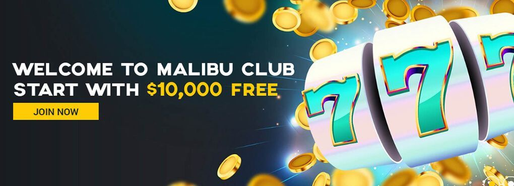 Enjoy Five Major Progressive Jackpot Games at Malibu Club Casino